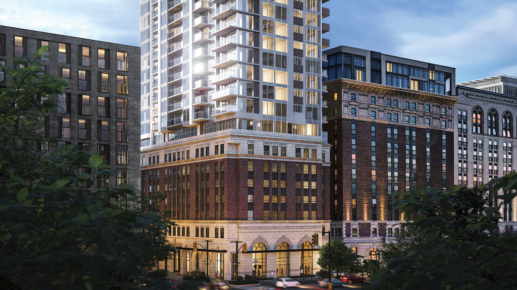 Spallacci, Valery unveil third phase of Hamilton Connaught project