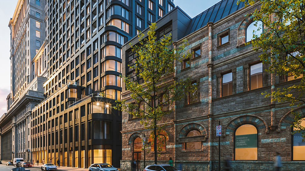 Brivia Group announces residential tower on Sainte-Catherine in Montreal