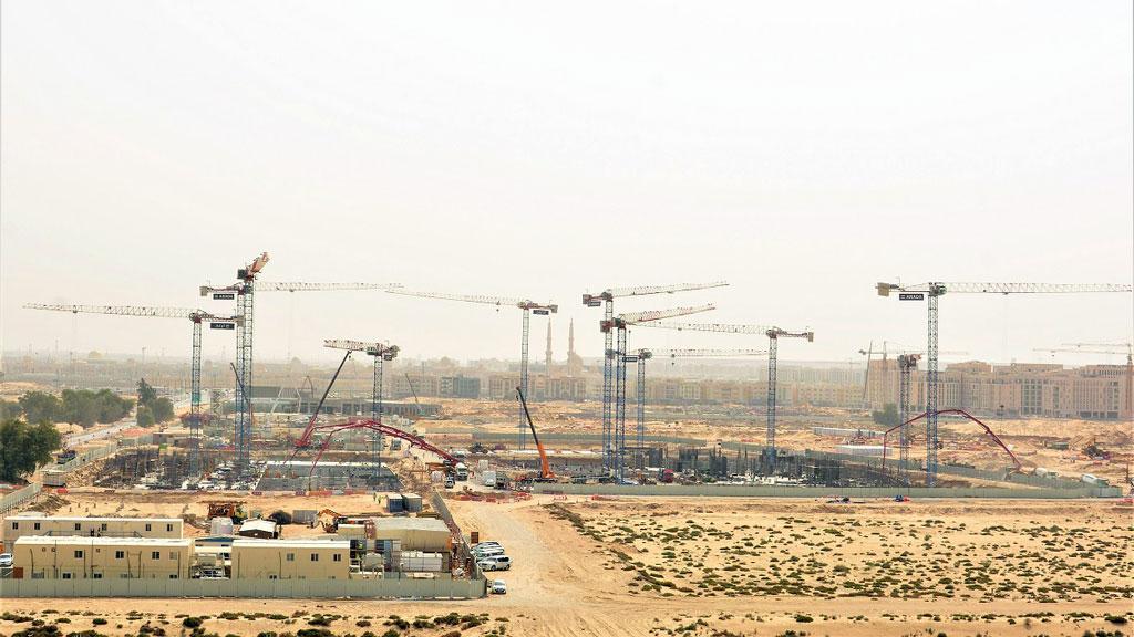 Raimondi Middle East completes 11-crane installation in UAE