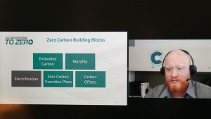 CaGBC webinar addresses challenges of accomplishing net zero emissions