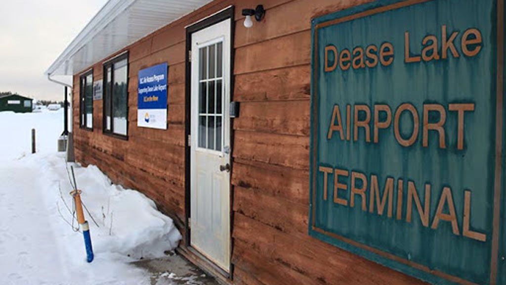 Dease Lake airport gets $9 million for upgrades