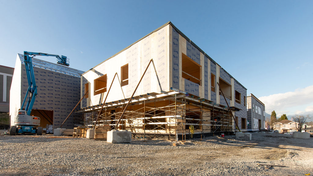 Mass timber put to the test on Metro Vancouver school builds