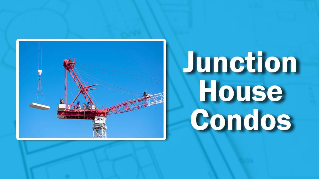 PHOTO: Junction House Crane