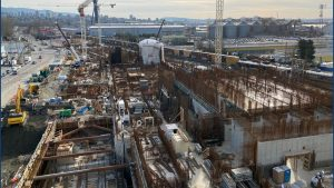 Vancouver's North Shore treatment plant project team overcomes multiple challenges
