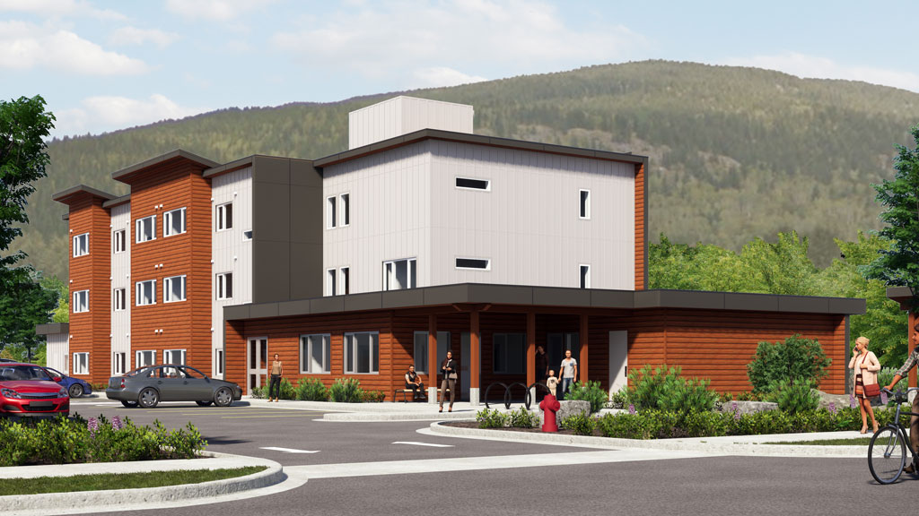 Affordable apartment complex planned for Revelstoke
