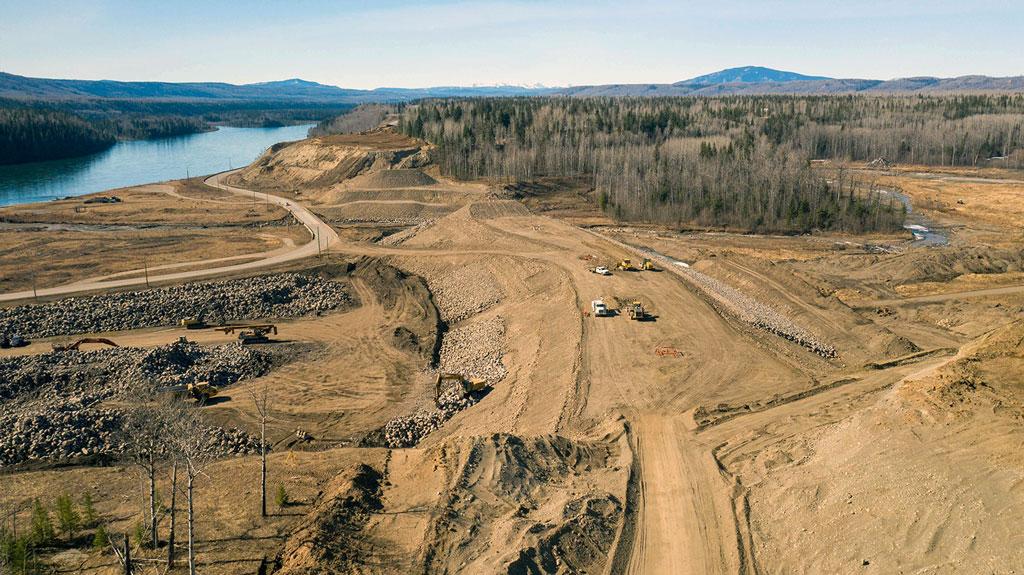 COVID-19 outbreak declared at Site C Dam