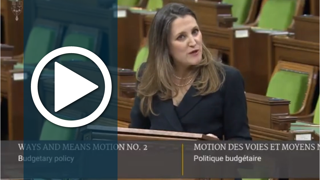 VIDEO: The 2021 federal budget's implications for construction