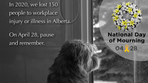 Western Canada observes Day of Mourning during pandemic