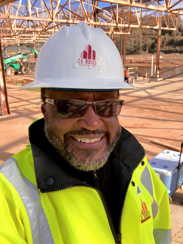C. David Moody, owner of C.D. Moody Construction general contracting and construction management company in Lithonia, Ga., has faced many challenges but was able to build one of the largest African-American owned construction companies in the United States.
