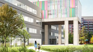 Rehabilitation hospital for kids to begin construction on connection to research institute