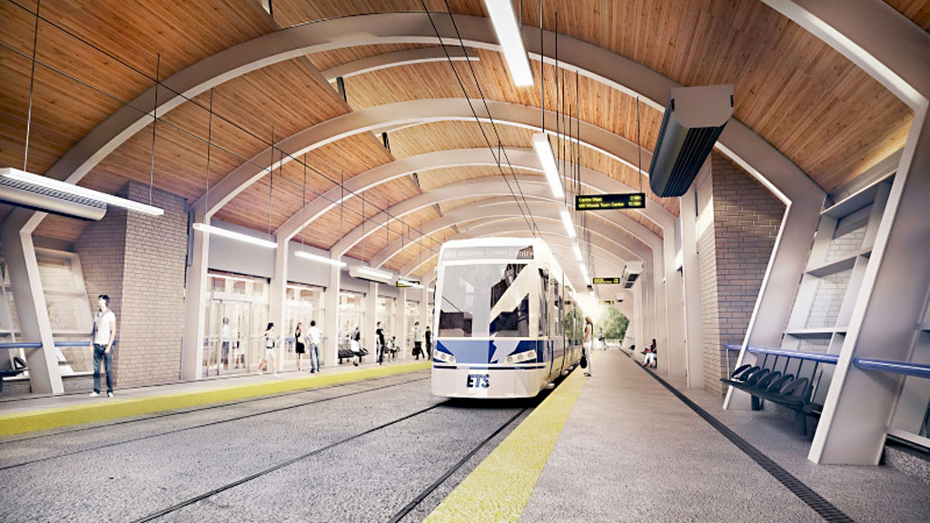 Alberta cities planning for growth with LRT integration