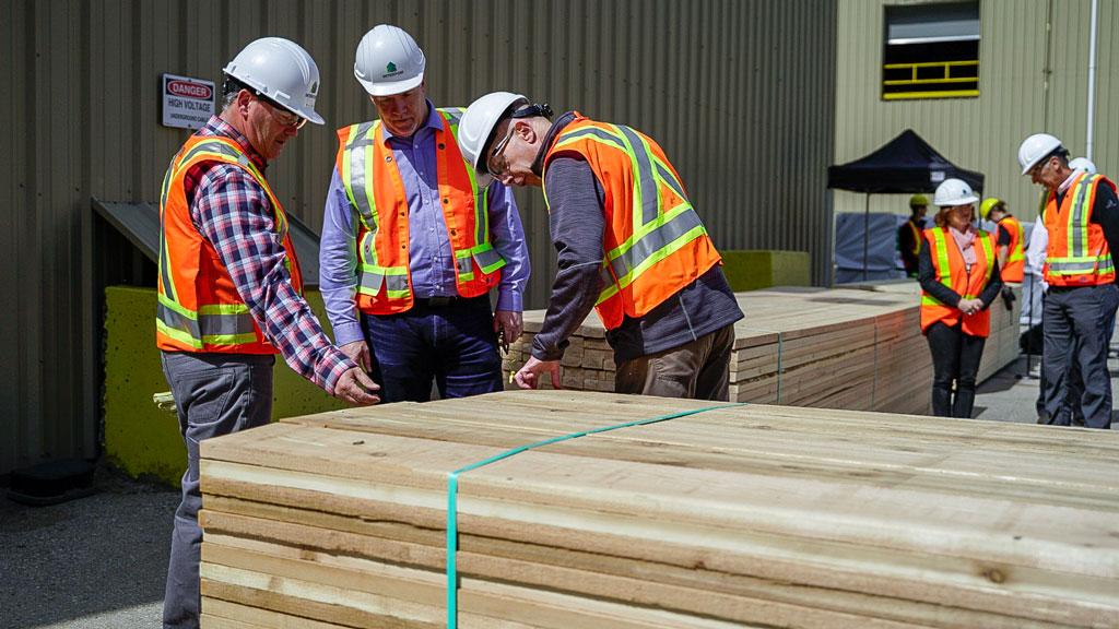 B.C. forestry program helps workers retire