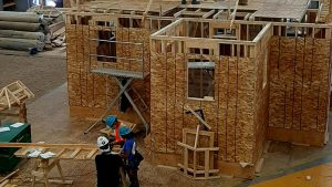 Feds make investment in College of Carpenters and Allied Trades