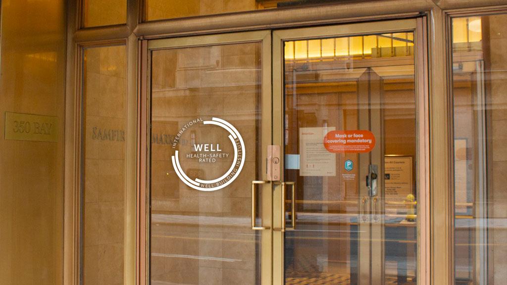 Dream Office portfolio earns new WELL certification