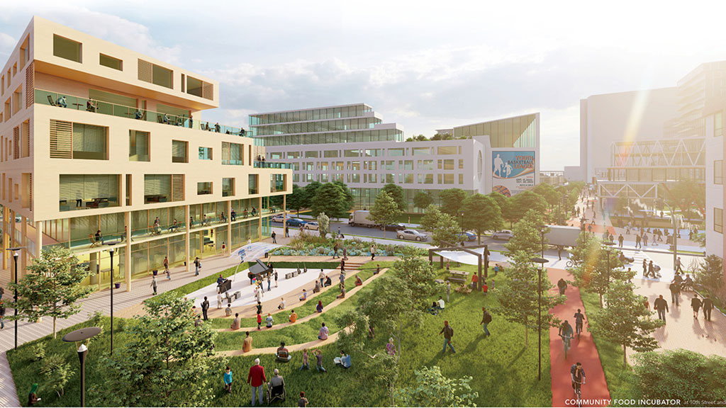 Toronto students win Hines Americas urban planning prize