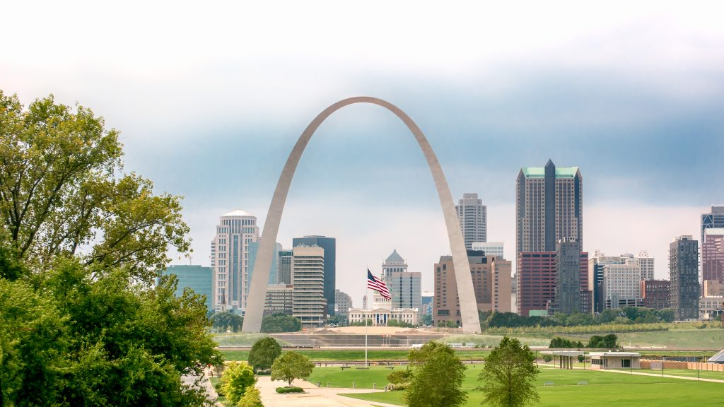Drones? Lasers? Study offers cleaning ideas for Gateway Arch