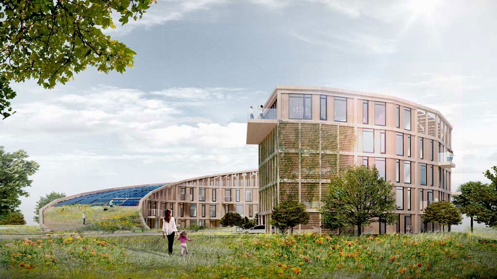 Architecture firm explores designing buildings for climate change