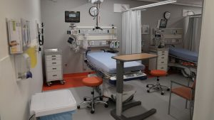 Expanded Langley emergency department officially opens