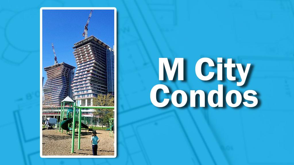 PHOTO: M City Condos