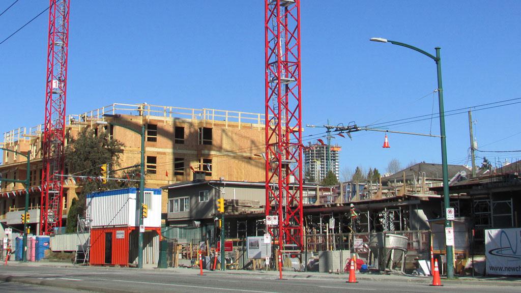 VanMar Constructors builds around holdout owner at unique Vancouver site