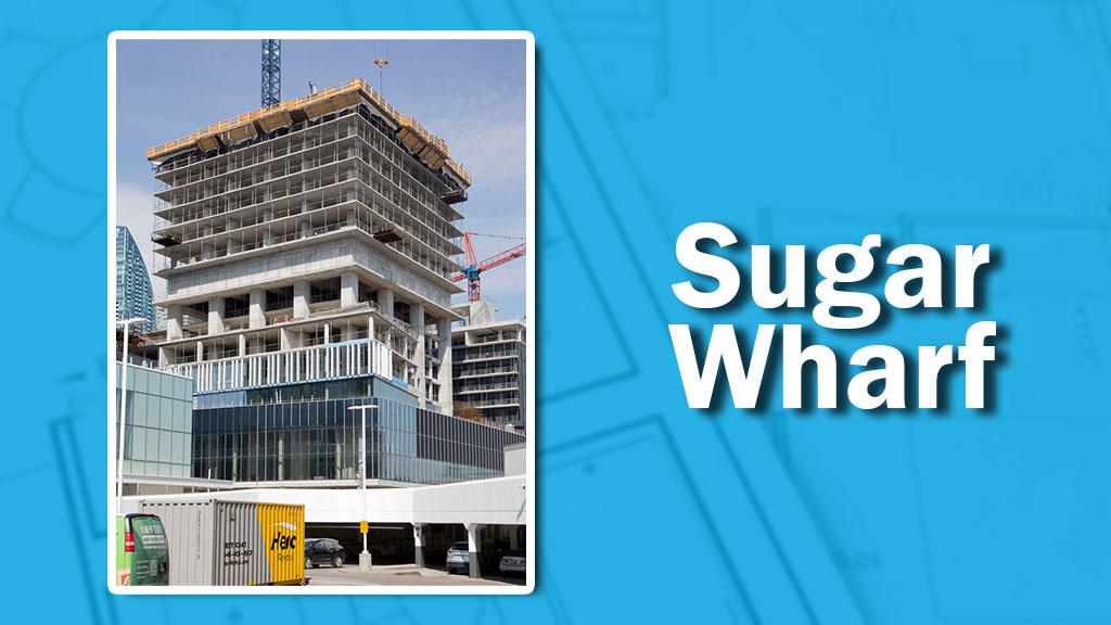 PHOTO: Sugar Wharf Windows