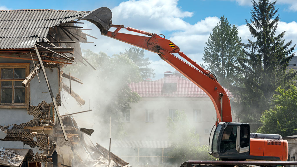 Recovering and reusing building materials said to be key elements of climate solution