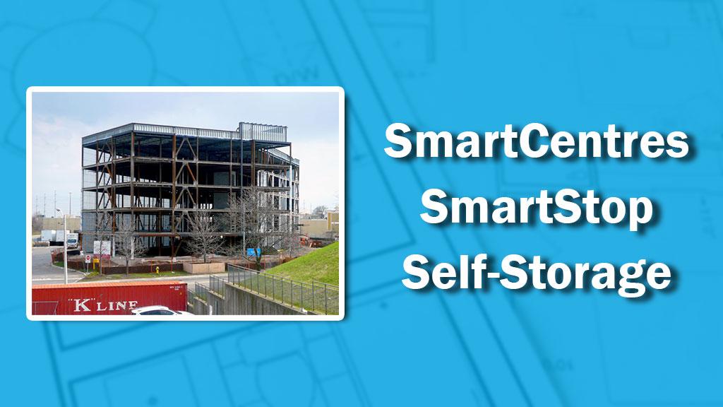 PHOTO: Self-Storage Site
