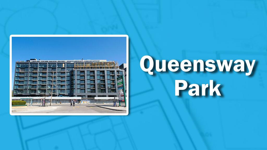 PHOTO: Balconies at Queensway Park