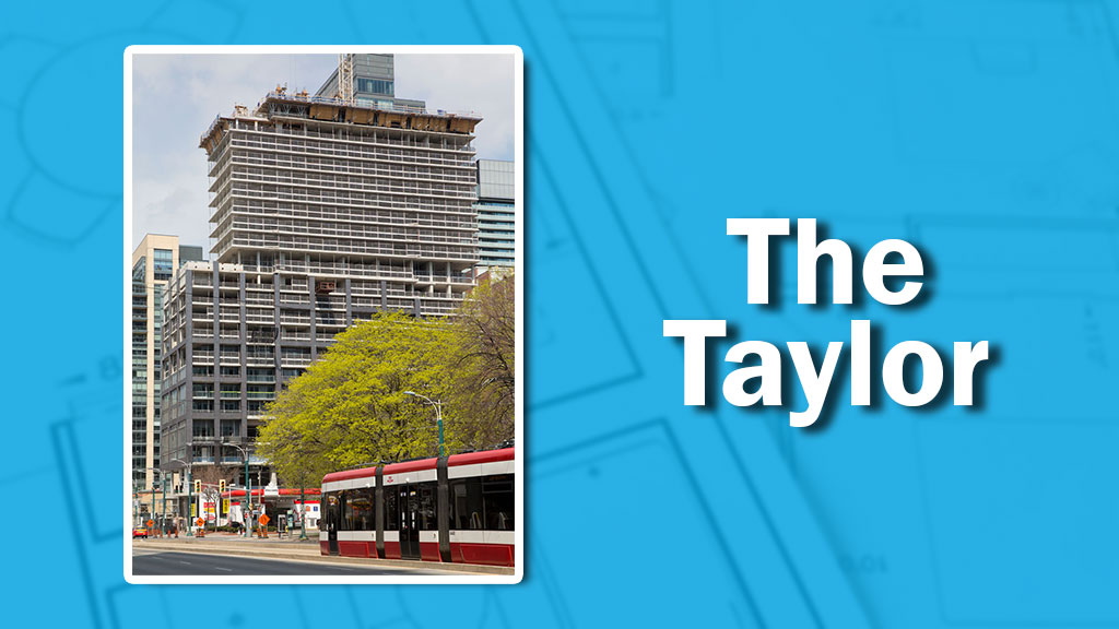 PHOTO: The Taylor Tower