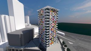 Douglas Coupland to create mural covering downtown Vancouver highrise