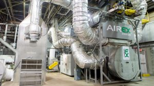 SUEZ Group and Airex Energy partner to develop, expand biochar plant capabilities