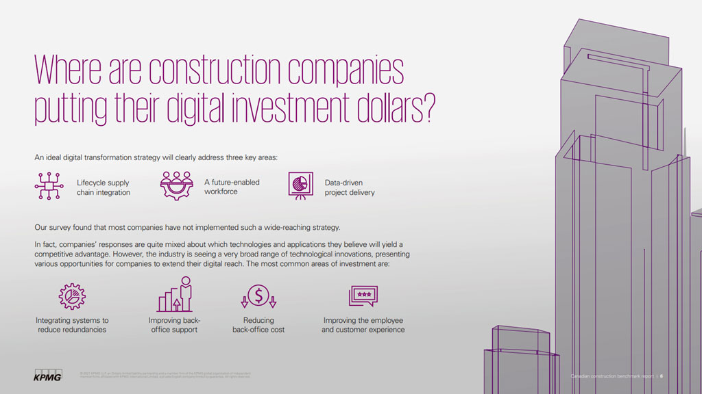 CCA, KPMG report shows construction firms can become 'more digitally savvy'