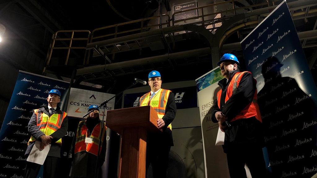 Developers plan 'backbone' of Alberta carbon capture industry