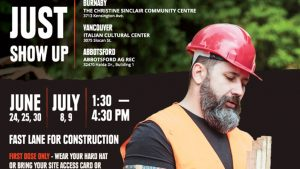 'Just show up': Fast lane organized for construction worker vaccinations