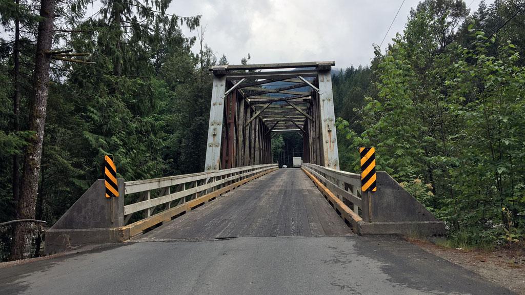 B.C. bridge replacement starts this summer in Hemlock Valley