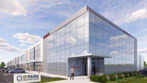 Development well underway for IP Park in Cambridge