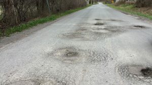 Prince Edward County's Victoria Road named Ontario's worst road
