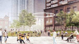 St. James Town West Park in Toronto to get revitalized
