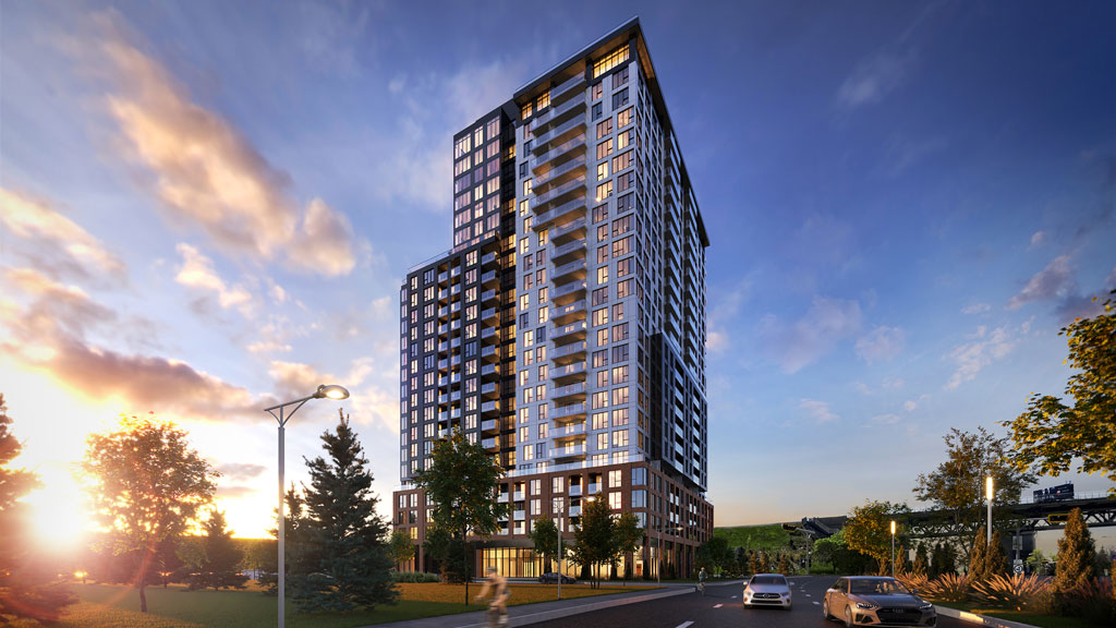 Devimco launches largest Longueuil residential project