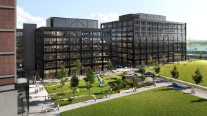 Hines breaks ground on T3 Sterling Road office project in Toronto