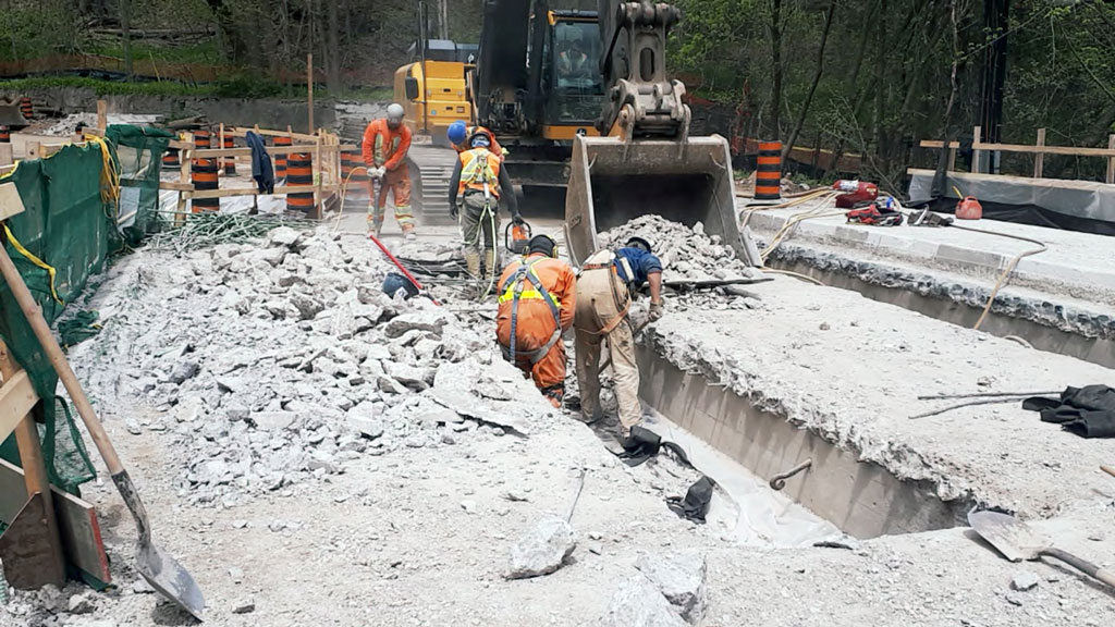 Hamilton embarks on phase two of massive Highway 8 reconstruction