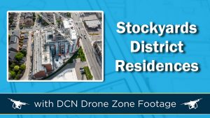 Photo/Video: Above the Stockyards