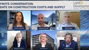 Developers scrambling to deal with high costs, uncertainty, land conference told