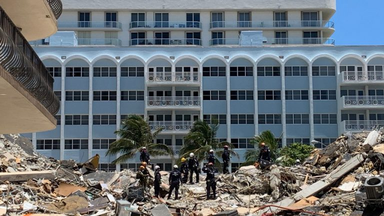 """A town building official told board members their Florida highrise condominium was in """"very good shape"""" almost three years before it collapsed, according to minutes of that meeting released June 28. Rescue efforts continue at the site as more than 150 people are still missing."""
