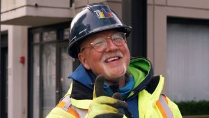Gino Gerussi becomes B.C.'s construction 'crooner'
