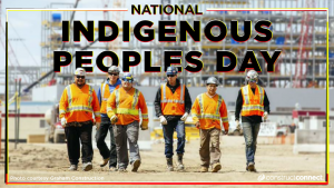 DCN and JOC celebrate National Indigenous Peoples Day