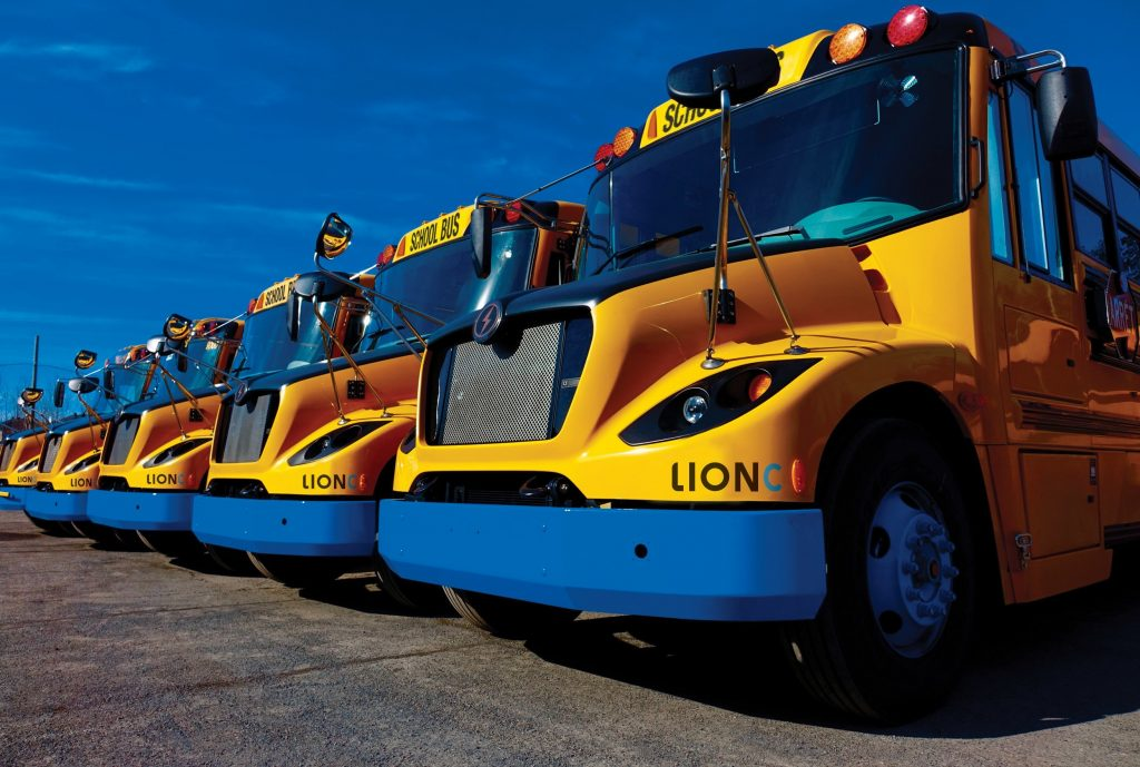 Lion Electric breaks ground on battery plant at Mirabel