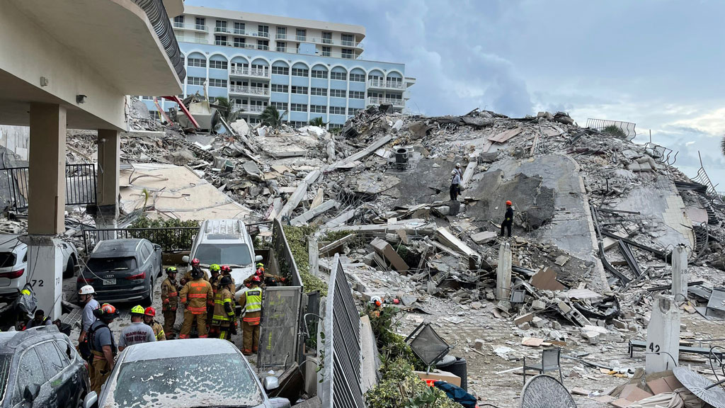 Before Florida condo building collapse, $9M in repairs needed