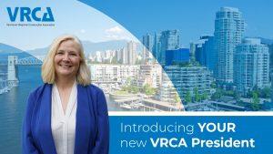 Donna Grant of Scott Construction named VRCA president