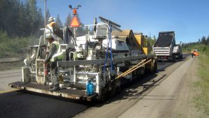 B.C. poised to begin major northern paving projects